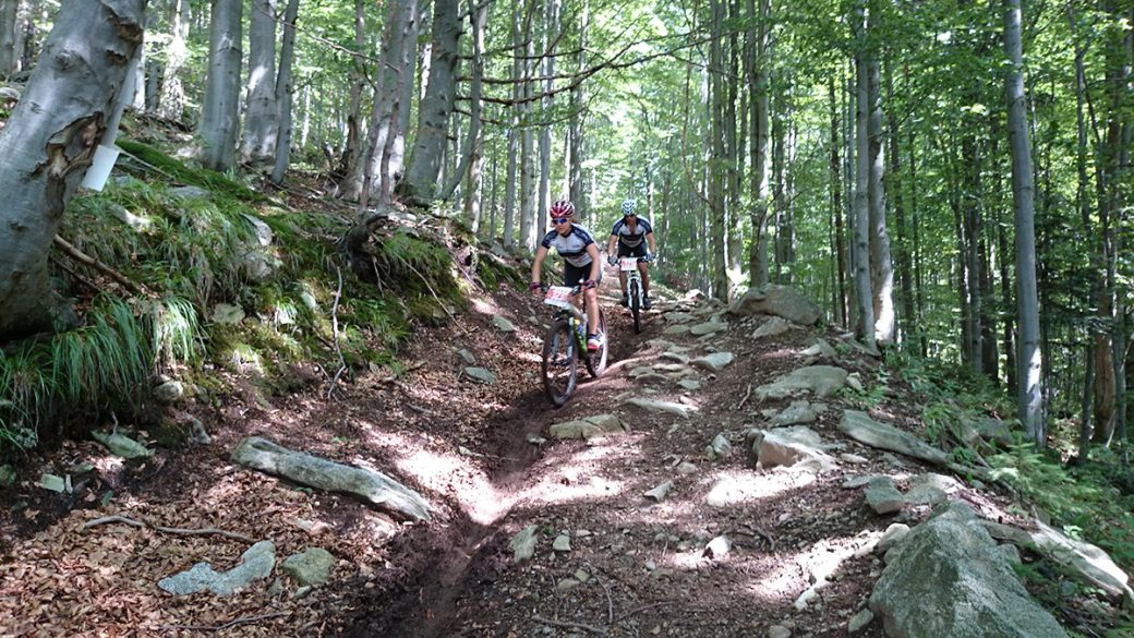 MTB Race Roll 2016, Sudety, Poland